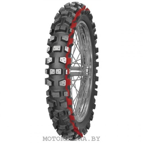 Мотошина Mitas 100/100-19 XT-946 Ice Soft 62M Rear TT