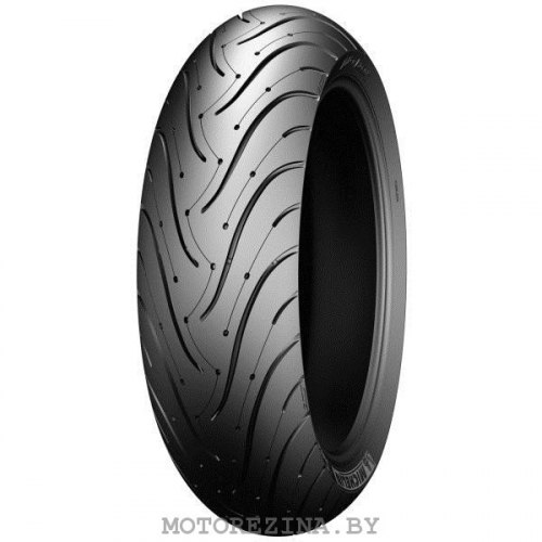 Моторезина Michelin Pilot Road 3 160/60ZR18 (70W) R TL