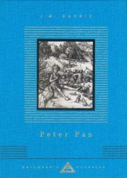 Everyman's Library Children's Classics: Peter Pan - James Matthew Barrie