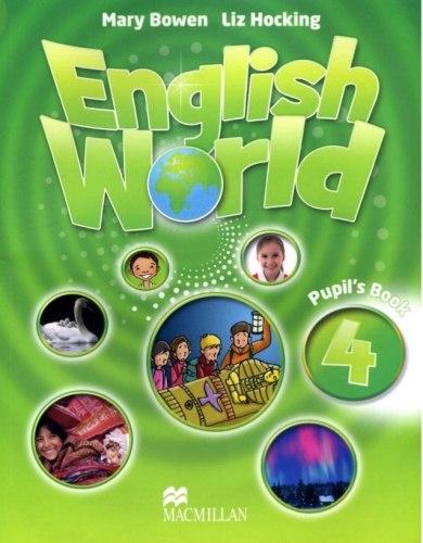 English World 4 Pupil's Book Macmillan
