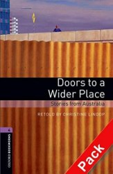 Doors to a Wider Place. Stories from Australia with Audio CD / Книга з Аудіо диском