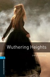 Oxford Bookworms Library 5: Wuthering Heights with Audio CD
