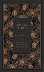 Faux Leather Edition: Dracula - Bram Stoker