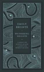 Faux Leather Edition: Wuthering Heights - Emily Bronte