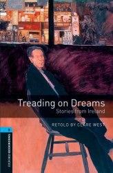 Treading on Dreams. Stories fm Ireland with Audio CD / Книга з Аудіо диском