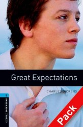 Oxford Bookworms Library 5: Great Expectations with Audio CD
