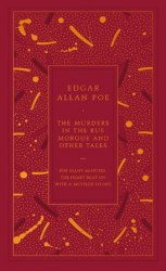 Faux Leather Edition: The Murders in the Rue Morgue and Other Tales - Edgar Allan Poe