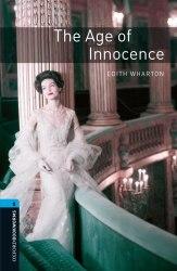 The Age of Innocence with Audio CD / Книга з Аудіо диском