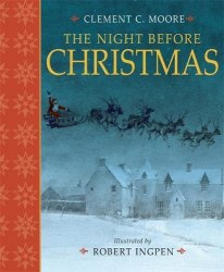 Robert Ingpen Illustrated Classics: The Night Before Christmas