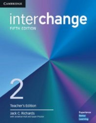 Interchange (5th Edition) 2 Teacher's Edition with Complete Assessment Program / Підручник для вчителя