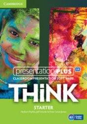 Think Starter Presentation Plus DVD-ROM