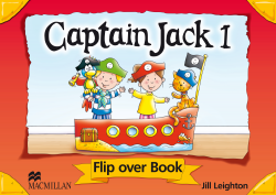Captain Jack 1 Flip over Book / Книга