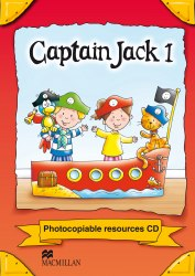 Captain Jack 1 Photocopiable Resources CD / Аудіо диск