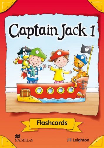 Captain Jack 1 Flashcards / Flash-картки