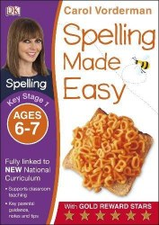 Spelling Made Easy Ages 6-7 Key Stage 1 (Made Easy Workbooks)