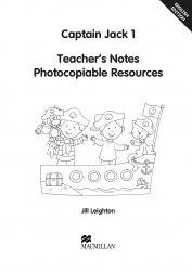 Captain Jack 1 Teacher's Notes / Підручник для вчителя