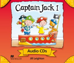 Captain Jack 1 Audio CDs / Аудіо диск