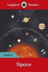 Ladybird Readers 4 Space / Книга для читання