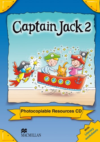 Captain Jack 2 Photocopiable Resources CD / Аудіо диск