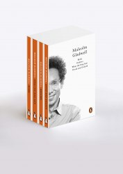 The Penguin Gladwell: Blink, Outliers, What the Dog Saw, David and Goliath / Набір книг