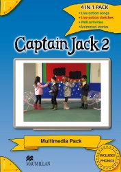 Captain Jack 2 Multimedia Pack / Ресурси для інтерактивної дошки