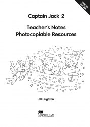Captain Jack 2 Teacher's Notes / Підручник для вчителя