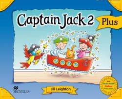 Captain Jack 2 Pupil's Book Pack Plus / Підручник для учня