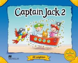 Captain Jack 2 Pupil's Book Pack / Підручник для учня