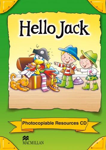 Captain Jack Photocopiable Resources CD / Аудіо диск