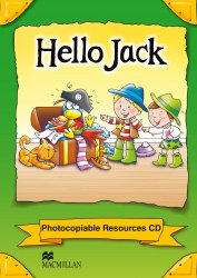 Captain Jack Photocopiable Resources CD / Аудіо диск