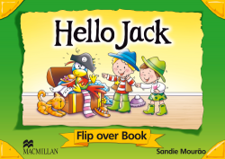Captain Jack Flip over Book / Книга