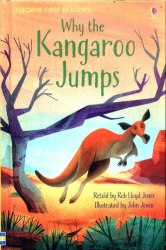 Usborne First Reading 1 Why the Kangaroo Jumps
