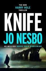 Harry Hole Series: Knife (Book 12) - Jo Nesbo
