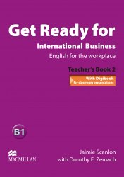 Get Ready for International Business 2 Teacher's Book / Підручник для вчителя