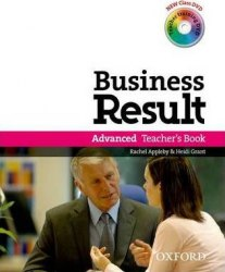 Business Result Advanced Teacher's Book with Class DVD and Teacher Training DVD Oxford University Press