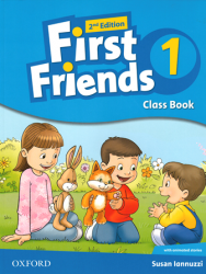 First Friends 1 (2nd Edition) Class Book / Підручник для учня