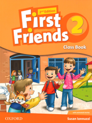 First Friends 2 (2nd Edition) Class Book / Підручник для учня