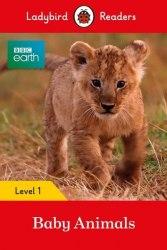 Ladybird Readers 1 BBC Earth: Baby Animals / Книга для читання