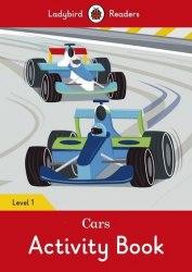 Ladybird Readers 1 Cars Activity Book / Робочий зошит