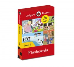 Ladybird Readers 1 Flashcards / Flash-картки