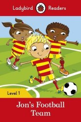 Ladybird Readers 1 Jon's Football Team / Книга для читання