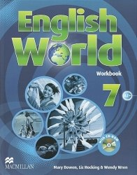 English World 7 Workbook / CD-ROM / Робочий зошит
