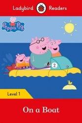 Ladybird Readers 1 Peppa Pig: On a Boat / Книга для читання