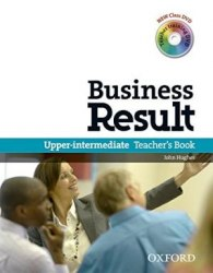 Business Result Upper-Intermediate Teacher's Book with Class DVD and Teacher Training DVD / Підручник для вчителя