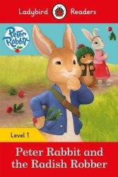 Ladybird Readers 1 Peter Rabbit and the Radish Robber / Книга для читання