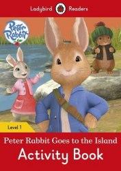 Ladybird Readers 1 Peter Rabbit: Goes to the Island Activity Book / Робочий зошит