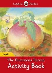 Ladybird Readers 1 The Enormous Turnip Activity Book / Робочий зошит