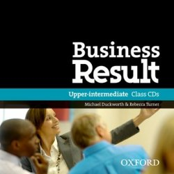 Business Result Upper-Intermediate Class CDs / Аудіо диск