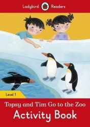 Ladybird Readers 1 Topsy and Tim: Go to the Zoo Activity Book / Робочий зошит