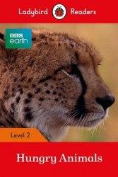 Ladybird Readers 2 BBC Earth: Hungry Animals / Книга для читання